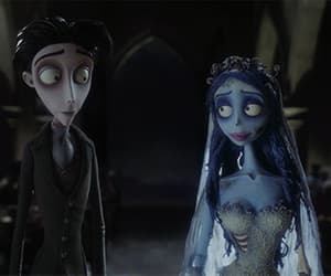 corpse bride, emily, and gif image