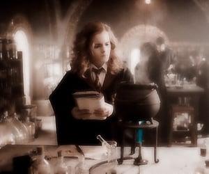 harry potter, hp, and hermonie granger image