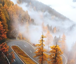 autumn, travel, and photography image