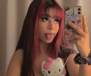 aesthetic, hello kitty, and icon image