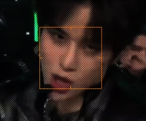 cyber, goth, and jungwoo image