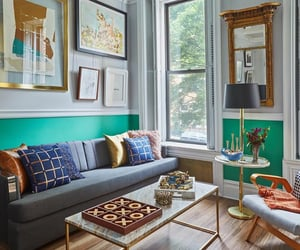 Brooklyn, decorating, and brownstone image