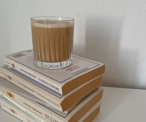 beige, white, and coffe image