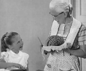 brain and grandma image