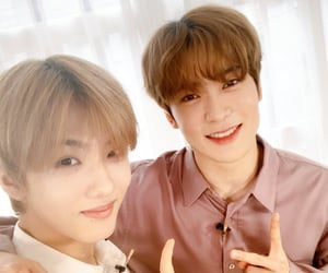kpop, lee taeyong, and moon taeil image
