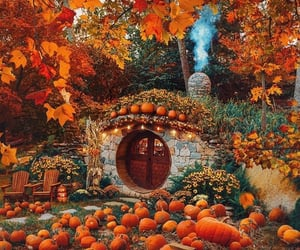 adore, autumn, and home image