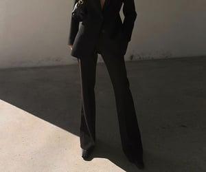 fashion and black blazer image