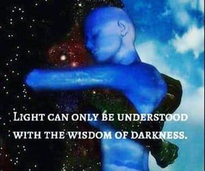 wisdom, dark, and light image
