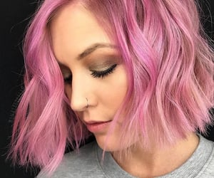 blush, color, and pink image