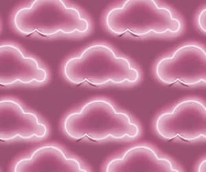 aesthetic, background, and clouds image