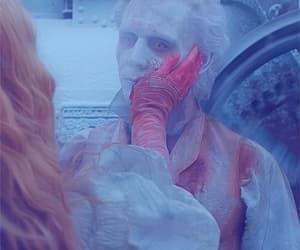 gif, Mia Wasikowska, and snow winter cold image