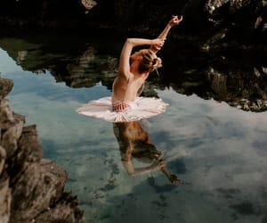aesthetic, art, and ballet image