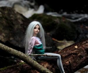 bjd, balljointeddoll, and doll image