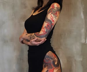 tattoo, body, and cool image