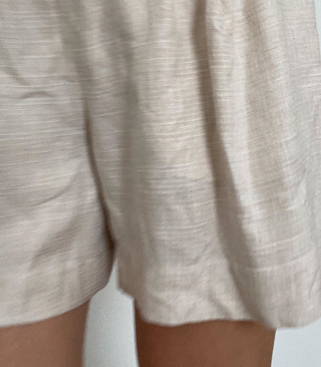 beige, shorts, and skin image