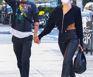 aesthetic, couple, and street style image