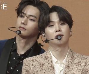 kpop, tae, and yoongi image