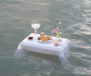 fancy, picnic, and tea image