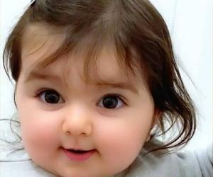 babies, girl, and wallpaper image