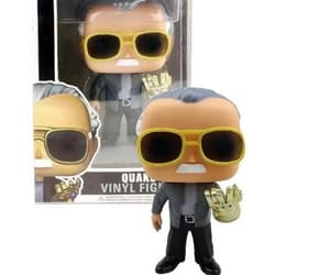 action figure, stan lee, and Marvel image