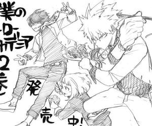 anime, anime boys, and anime girl image