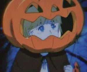 anime, Halloween, and banana fish image
