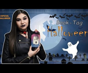 Halloween, video, and youtube image