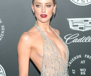 actress, amber heard, and celebrity image