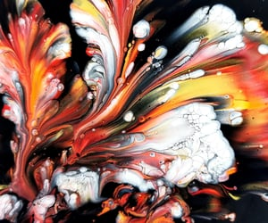 abstract, art, and live image