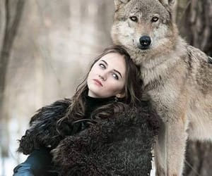 wolf, wolves, and women image
