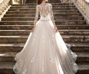 boda, wedding, and wedding dress image
