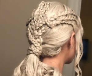 cosplay, blondehair, and gameofthrones image