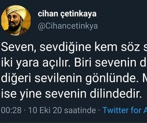 twitter, türkçe, and sözler image