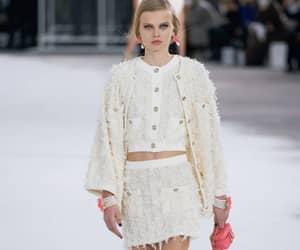 chanel, dress, and fashion image
