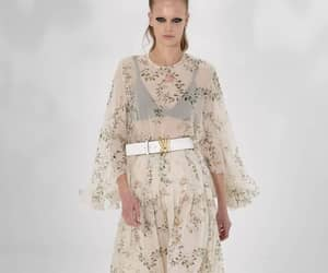 Couture, runway, and dress image