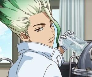 senku, anime, and ishigami image