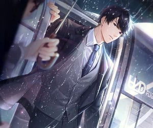anime, victor, and mr love: queen's choice image