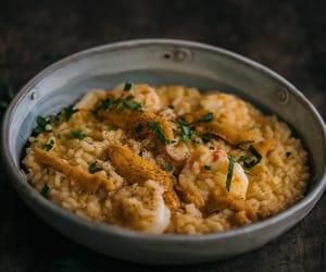 onion, rice, and seafood image