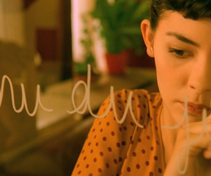 amelie, movie, and france image