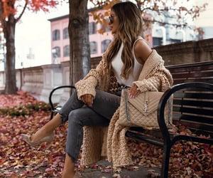 fashion and autumn image
