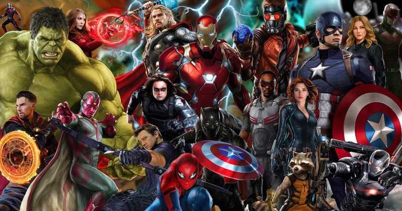 mark ruffalo, Marvel, and robert downey jr image