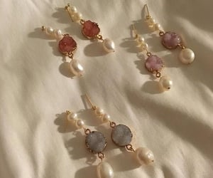 fashion, jewelry, and earrings image