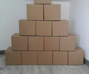 shipping boxes image