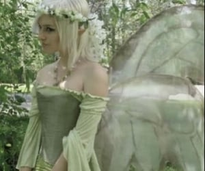 aesthetic, earth, and fairy image