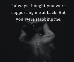 backstabber quotes and betrayal quoes image