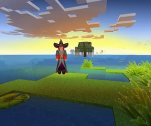 games, pixel art, and mine craft image