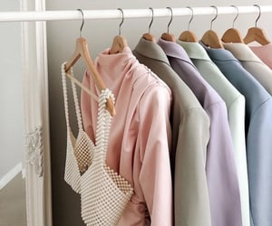 fashion, clothes, and pastel image