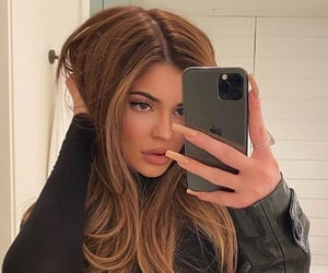 kylie jenner, selfie, and kyliejenner image