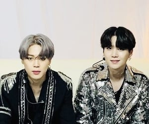 army, jhope, and yoonmin image