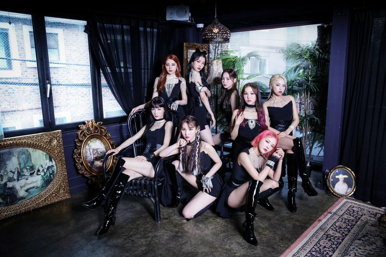 album, article, and idols image